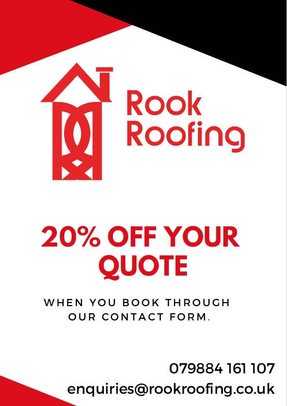 20% off quote flyer