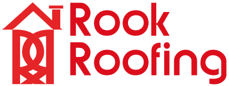 Rook Roofing Ltd Logo Red